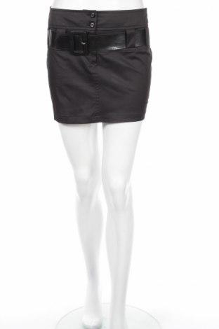 Пола Noix, Размер S, Цвят Черен, 97% памук, 3% еластан, Цена 7,82лв.
