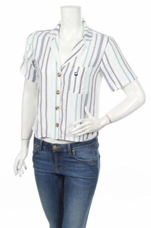 Dámska košeľa  Abercrombie & Fitch, Veľkosť S, Farba Biela, 100% viskóza, Cena  8,00€