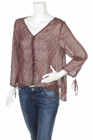 Дамска риза Design By Kappahl, Размер M, Цвят Многоцветен, Полиестер, Цена 5,98лв.