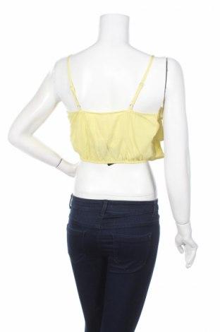 Дамска риза Twentyfourseven, Размер M, Цвят Жълт, Вискоза, Цена 20,67лв.