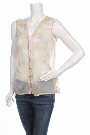 Γυναικείο πουκάμισο Vero Moda, Μέγεθος M, Χρώμα Πολύχρωμο, Πολυεστέρας, Τιμή 2,86€