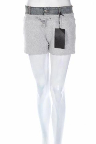 Dámske kraťasy  Richmond, Veľkosť M, Farba Sivá, 98% bavlna, 2% elastan, Cena  28,69€