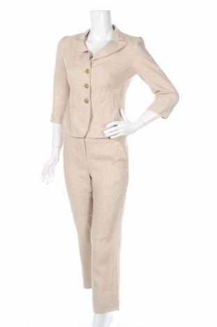 Dámsky kostým Max Mara, Veľkosť S, Farba Béžová, Cena  46,64€
