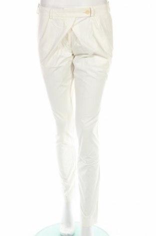Дамски панталон Bolongaro Trevor, Размер S, Цвят Бял, 100% памук, Цена 39,31лв.