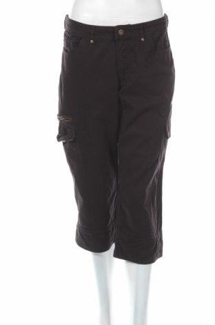 Дамски панталон Green House, Размер L, Цвят Кафяв, Памук, Цена 7,02лв.