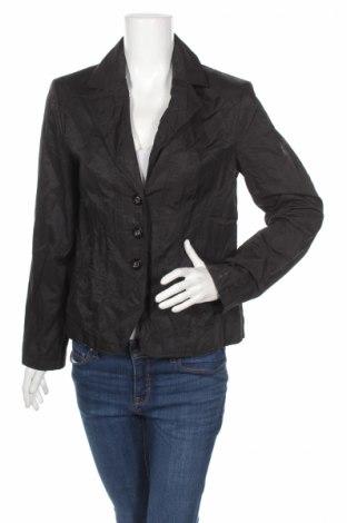 Дамско сако Bianca, Размер M, Цвят Черен, 50% памук, 46% полиамид, 4% други тъкани, Цена 8,40лв.