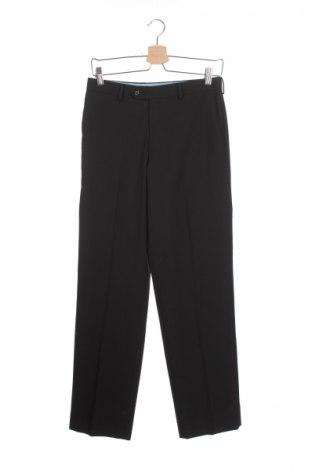 Παιδικό παντελόνι Joseph Abboud, Μέγεθος 15-18y/ 170-176 εκ., Χρώμα Μαύρο, 54% πολυεστέρας, 44% μαλλί, 2% ελαστάνη, Τιμή 6,43€