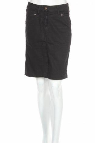 Пола Cappopera, Размер S, Цвят Черен, 98% памук, 2% еластан, Цена 11,75лв.