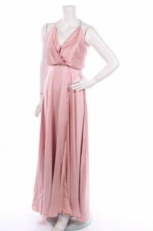 Šaty  Unique, Veľkosť XS, Farba Ružová, Polyester, Cena  22,35€