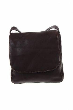 Чанта, Цвят Кафяв, Естествена кожа, Цена 50,40лв.