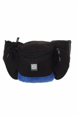 Чанта за кръст Active Gear, Цвят Черен, Текстил, Цена 21,00лв.
