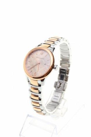 Часовник Burberry, Цвят Сребрист, Метал, Цена 595,60лв.