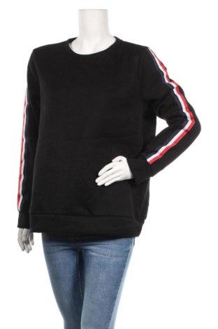 Дамска блуза, Размер XXL, Цвят Черен, 65% полиестер, 35% памук, Цена 14,18лв.