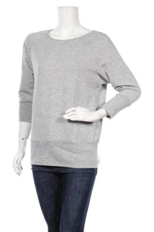 Дамска блуза Active By Tchibo, Размер M, Цвят Сив, 63% полиестер, 32% вискоза, 3% еластан, Цена 17,01лв.