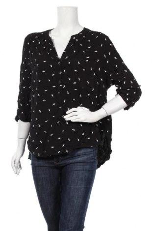 Дамска блуза Canada House, Размер XXL, Цвят Черен, Цена 16,96лв.