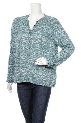 Дамска блуза Cecil, Размер XL, Цвят Син, 53% памук, 47% вискоза, Цена 15,12лв.