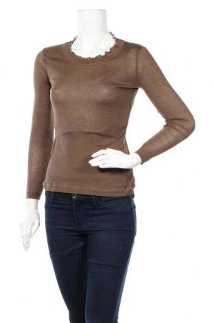 Γυναικεία μπλούζα Escada Sport, Μέγεθος XS, Χρώμα Πράσινο, Βαμβάκι, Τιμή 26,91€