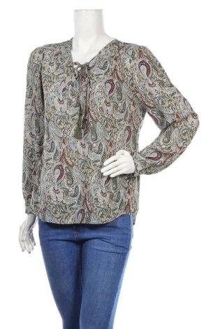 Дамска блуза Faded Glory, Размер M, Цвят Многоцветен, 100% полиестер, Цена 21,45лв.