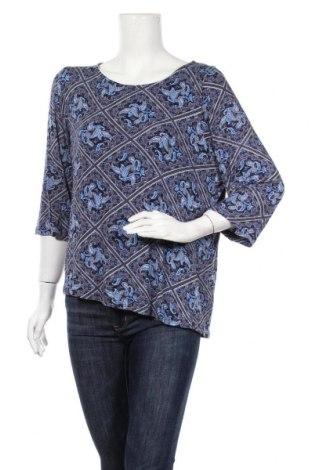 Дамска блуза Janina, Размер XL, Цвят Син, 95% вискоза, 5% еластан, Цена 7,68лв.