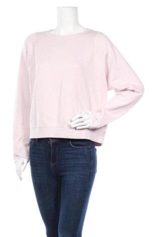 Дамска блуза Nike, Размер M, Цвят Розов, 52% памук, 29% полиестер, 19% вискоза, Цена 35,91лв.