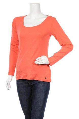 Дамска блуза Q/S by S.Oliver, Размер L, Цвят Розов, Памук, Цена 11,34лв.