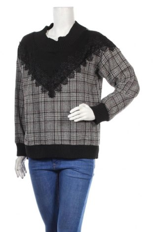 Дамска блуза Reserved, Размер M, Цвят Сив, Цена 21,85лв.