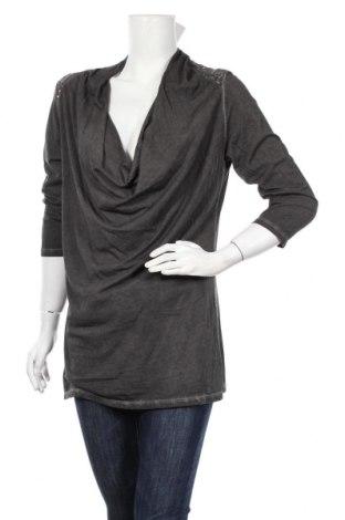 Дамска блуза S.Oliver, Размер L, Цвят Сив, Цена 6,77лв.