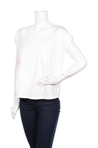 Дамска блуза Sinsay, Размер S, Цвят Бял, Полиестер, Цена 5,75лв.