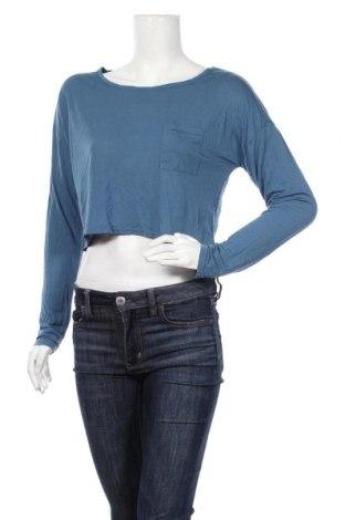 Дамска блуза Tally Weijl, Размер S, Цвят Син, Цена 7,68лв.