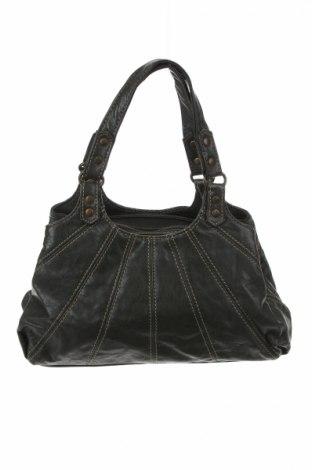 Дамска чанта Accessorize, Цвят Зелен, Еко кожа, Цена 16,38лв.