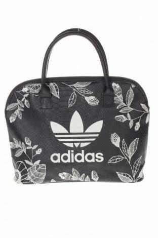 Дамска чанта Adidas Originals, Цвят Черен, Еко кожа, Цена 70,20лв.