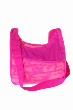 Дамска чанта PUMA, Цвят Розов, Текстил, Цена 54,34лв.