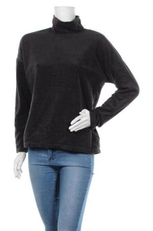 Дамска поларена блуза Quechua, Размер XXL, Цвят Сив, Полиестер, Цена 8,98лв.
