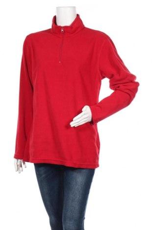 Дамска поларена блуза Regatta, Размер L, Цвят Червен, Полиестер, Цена 15,12лв.