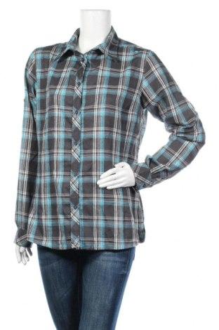 Дамска риза CMP, Размер M, Цвят Многоцветен, Полиестер, Цена 7,72лв.