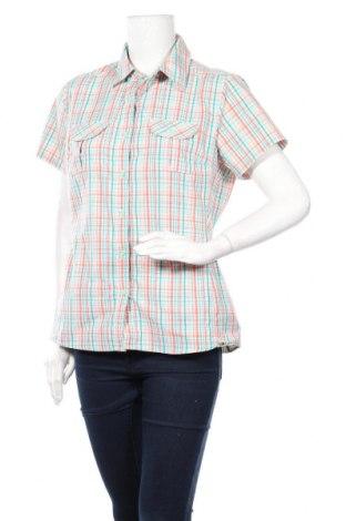 Дамска риза The North Face, Размер L, Цвят Многоцветен, 58% полиамид, 42% полиестер, Цена 33,00лв.