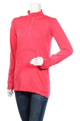 Дамска спортна блуза, Размер L, Цвят Червен, Цена 20,79лв.