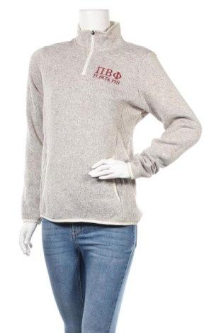 Дамска спортна блуза Charles River, Размер M, Цвят Сив, Цена 10,40лв.