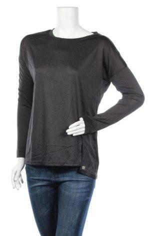 Дамска спортна блуза Cotton On, Размер S, Цвят Сив, Полиестер, Цена 13,23лв.