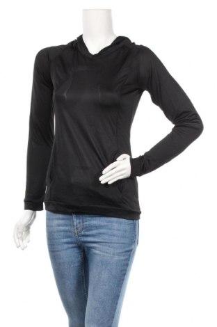Дамска спортна блуза Crane, Размер S, Цвят Черен, Полиестер, Цена 16,07лв.