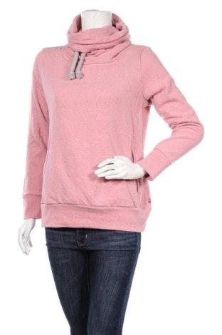 Дамска спортна блуза Crane, Размер M, Цвят Розов, 65% памук, 35% полиестер, Цена 17,96лв.
