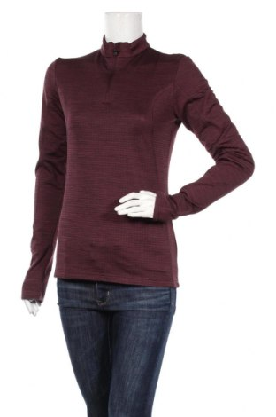 Дамска спортна блуза Crane, Размер M, Цвят Лилав, 94% полиестер, 6% еластан, Цена 14,18лв.