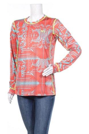 Дамска спортна блуза Kari Traa, Размер XL, Цвят Многоцветен, 87% полиестер, 13% еластан, Цена 19,85лв.
