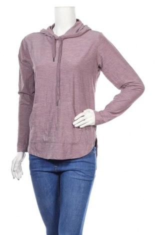 Дамска спортна блуза Kyodan, Размер S, Цвят Лилав, 88% полиестер, 12% еластан, Цена 9,45лв.