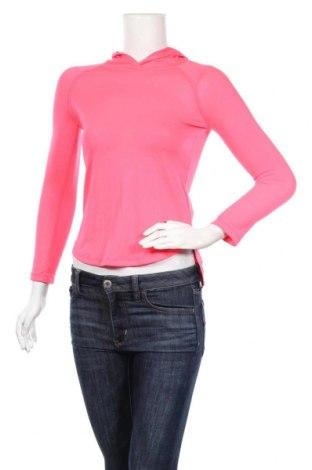 Дамска спортна блуза Under Armour, Размер S, Цвят Розов, 100% полиестер, Цена 34,02лв.