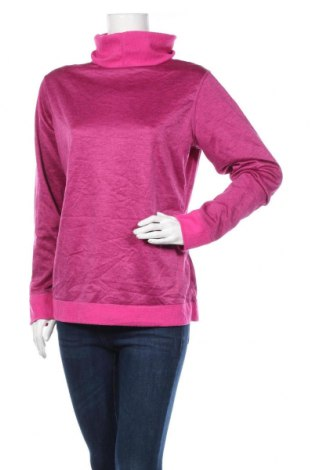 Дамска спортна блуза Wedze, Размер XL, Цвят Розов, Цена 18,48лв.