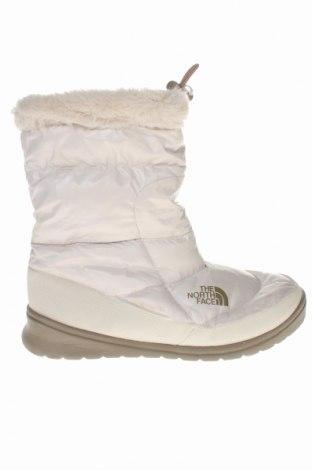 Дамски ботуши The North Face, Размер 40, Цвят Бял, Текстил, Цена 75,81лв.