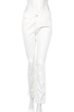 Дамски дънки Blue Grae Denim, Размер M, Цвят Екрю, Памук, еластан, Цена 8,14лв.