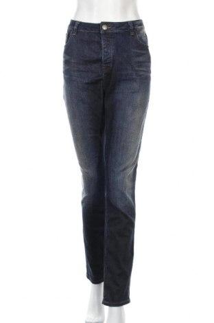 Дамски дънки MOS MOSH, Размер XL, Цвят Син, 98% памук, 2% еластан, Цена 30,25лв.