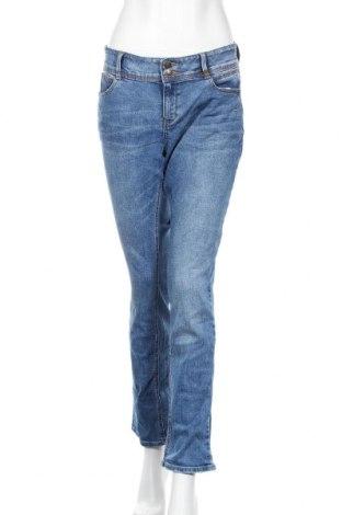 Дамски дънки S.Oliver, Размер XL, Цвят Син, Цена 46,15лв.